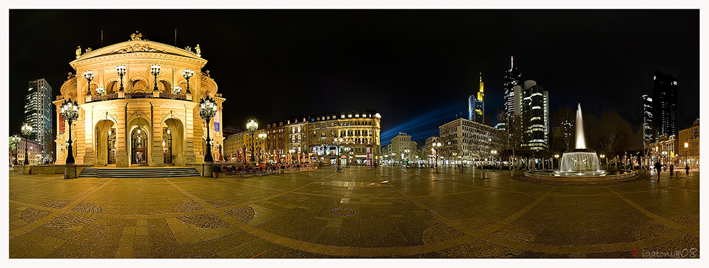 << Frankfurt - alte Oper 360° >>