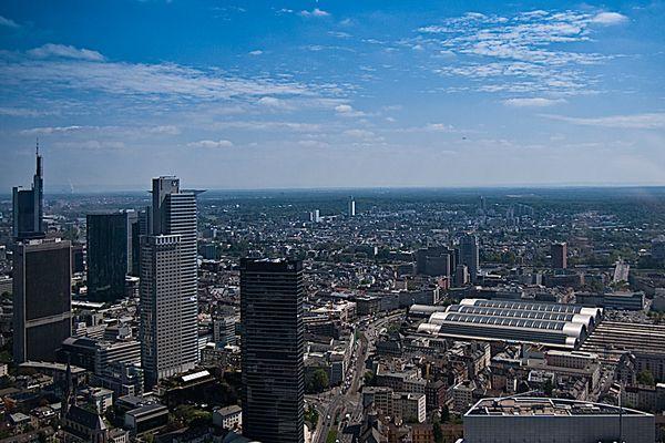 Frankfurt am Main- Bahnhof