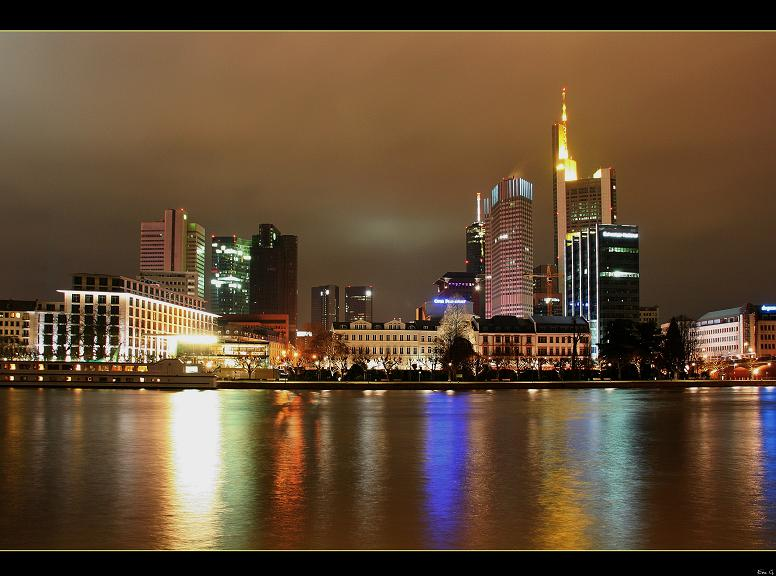 Frankfurt am Main by Night