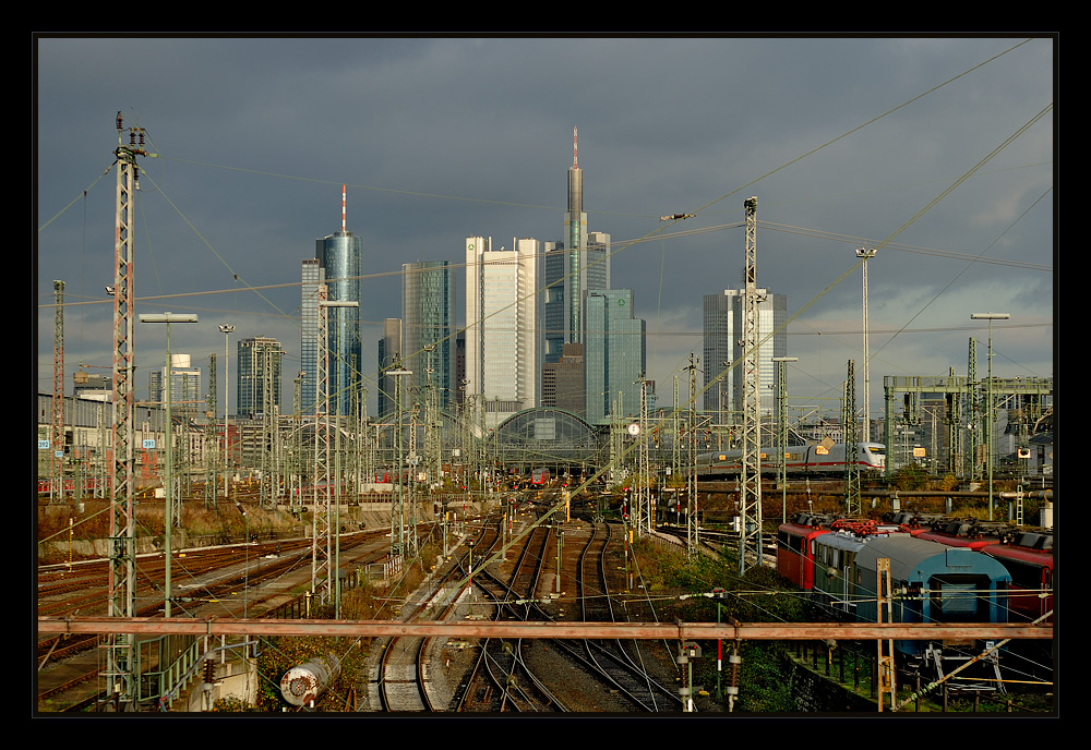 [ Frankfurt am Main - Hauptbahnhof ]