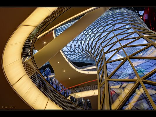 Frankfurt am Main - My Zeil am Tag