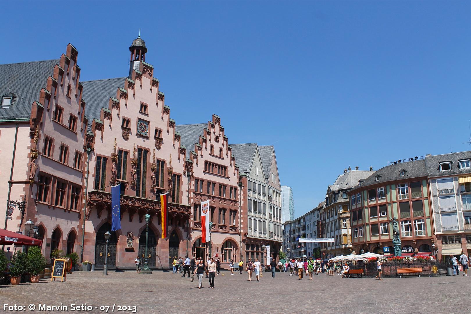 Frankfurt am Main - Römerberg