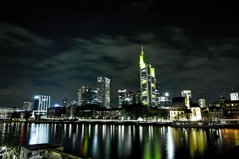 frankfurt am main skyline foto bild architektur. Black Bedroom Furniture Sets. Home Design Ideas
