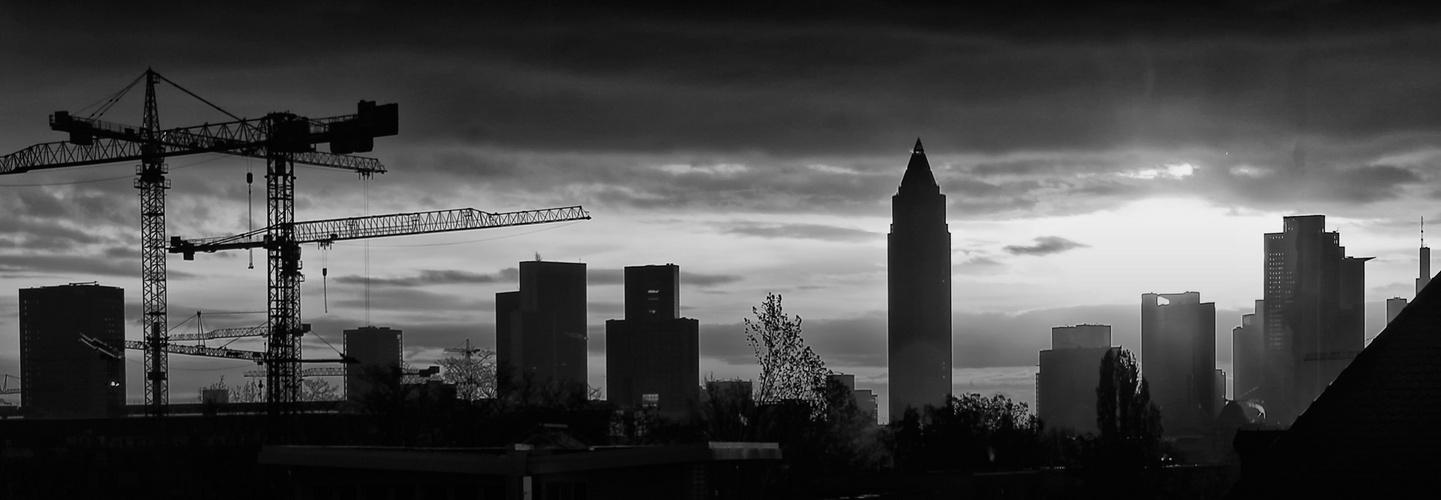 Frankfurt am Morgen