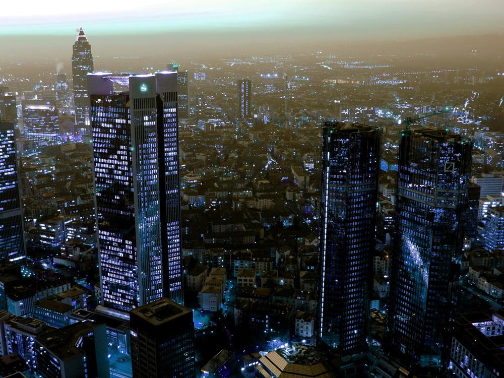 Frankfurt at Night 2