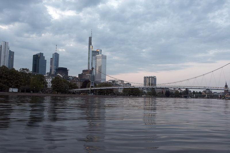 Frankfurt at Night - Part I