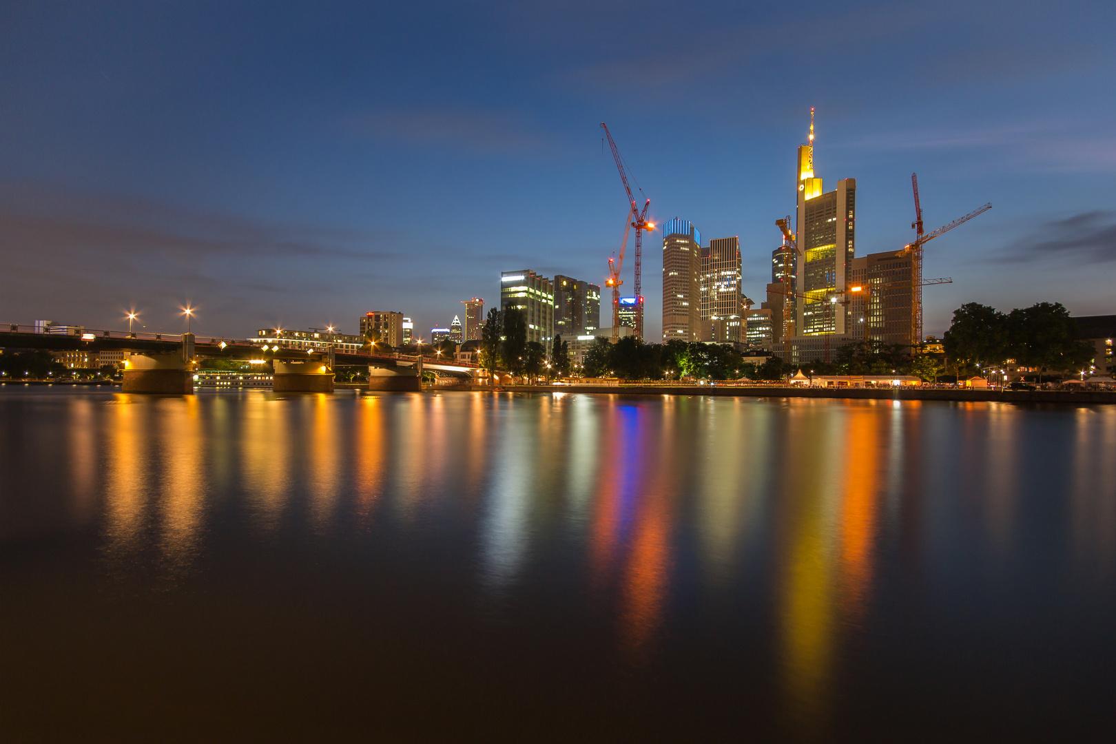 Frankfurt at nights