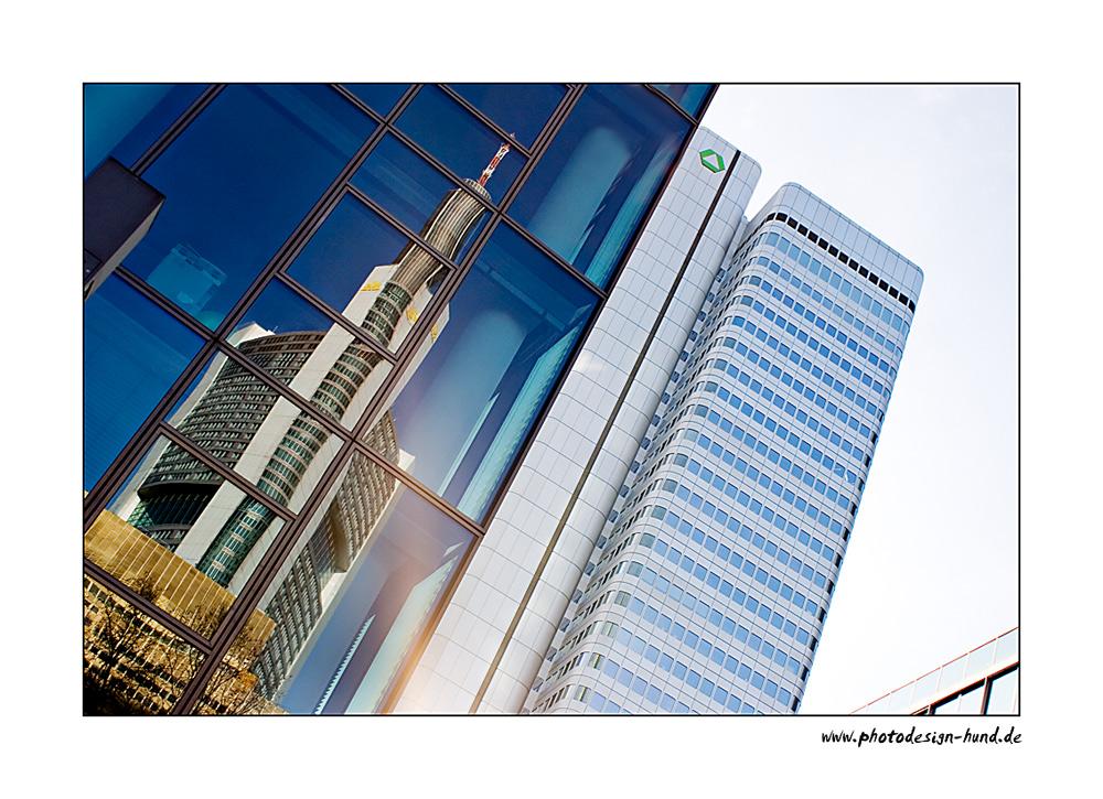 Frankfurt Bankenviertel 1