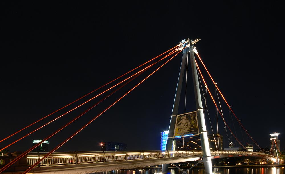 Frankfurt bei Nacht 3