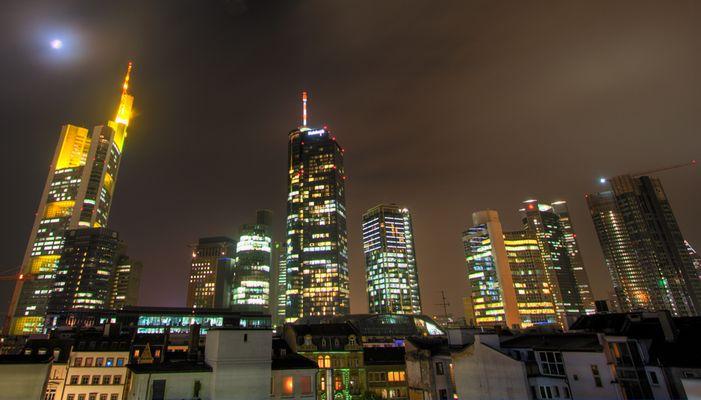 Frankfurt bei Nacht2