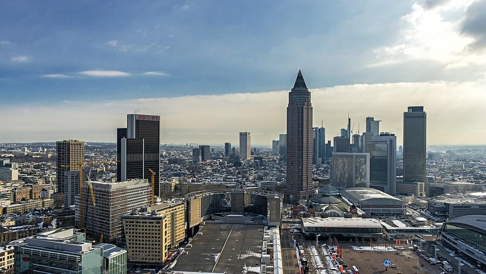 Frankfurt Blick