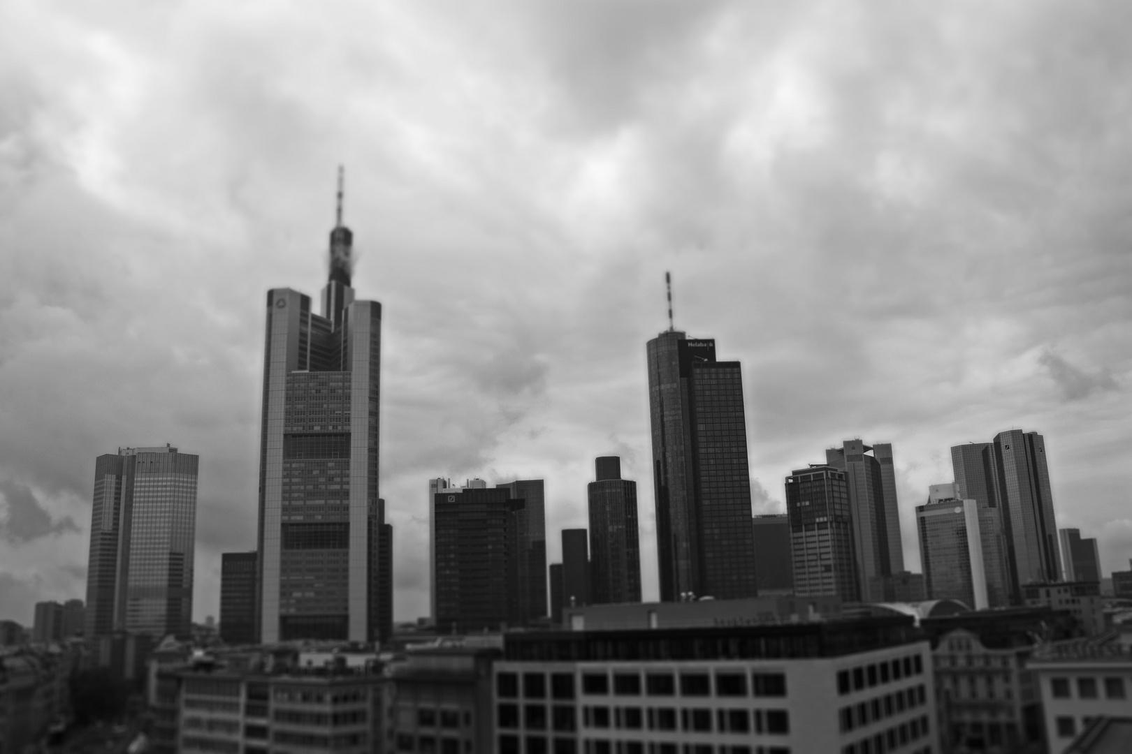 Frankfurt B&W