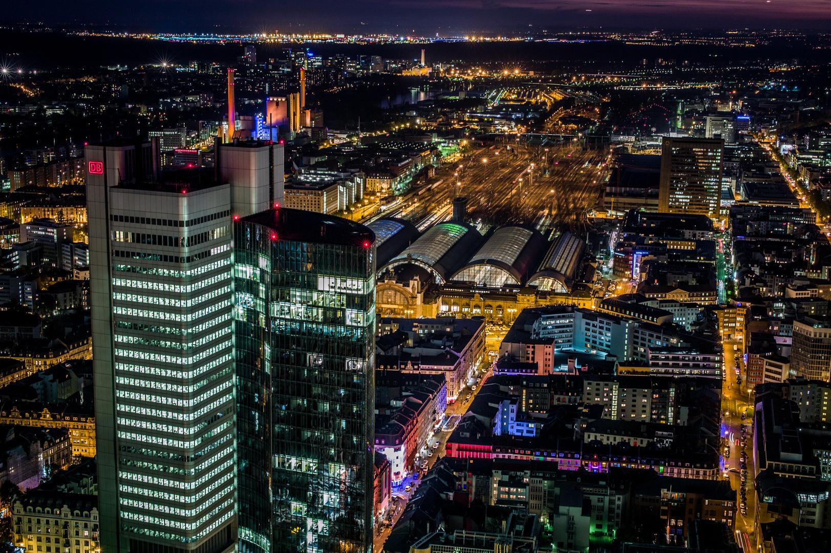 Frankfurt by Night (III)