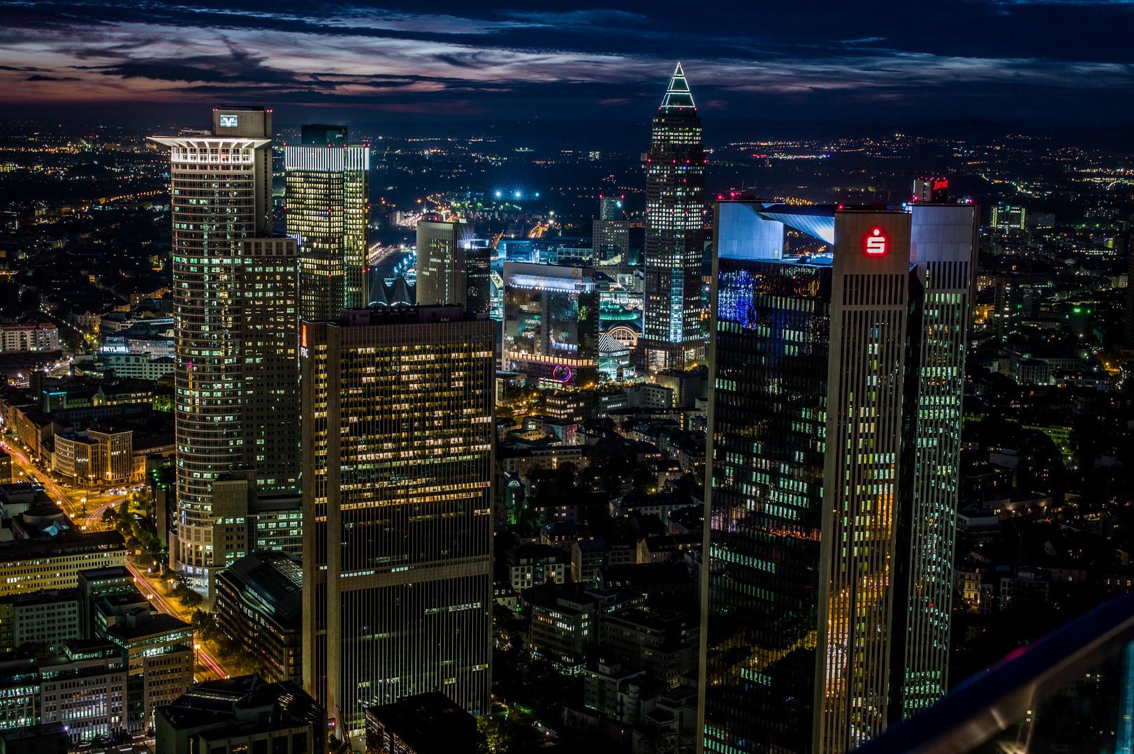 Frankfurt by Night (IV)