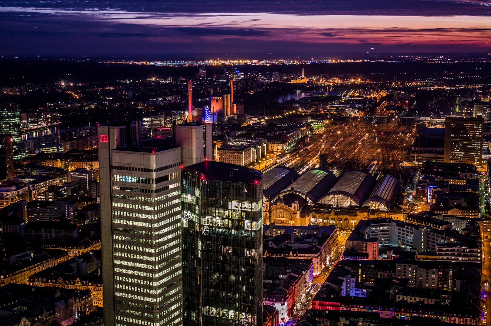 Frankfurt by Night (VI)