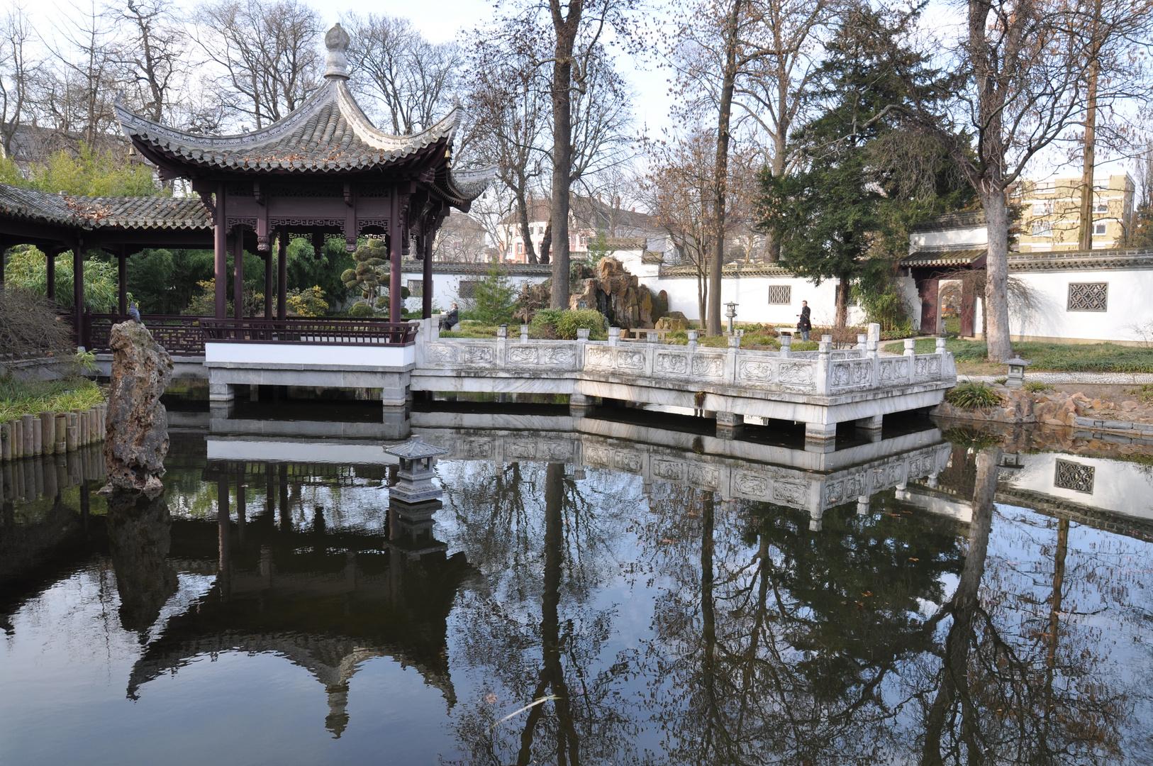 Frankfurt Chinesischer Garten