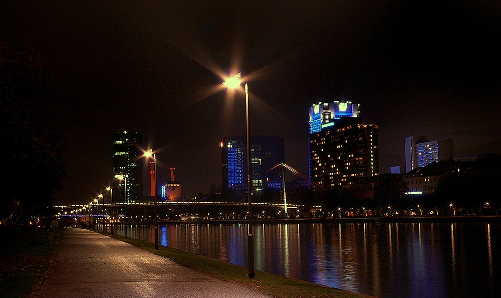 Frankfurt City Lights.......
