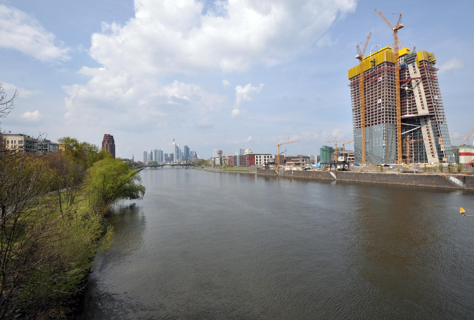 Frankfurt: City und Ostend