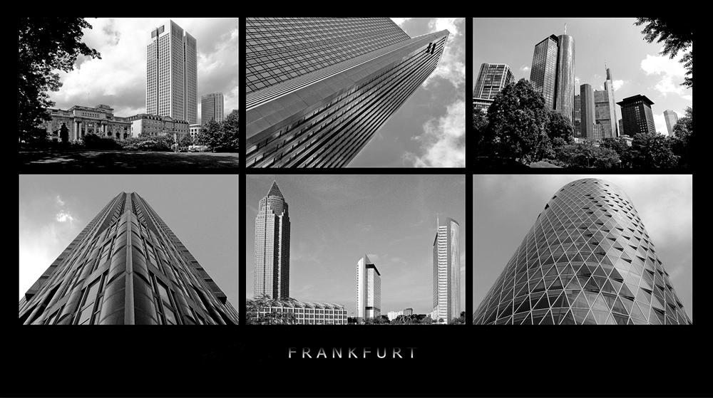 Frankfurt Collage