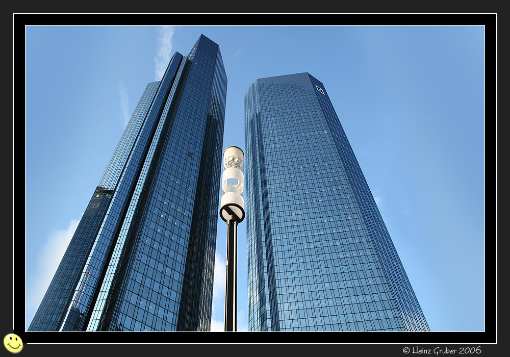 Frankfurt Deutsche Bank 158m