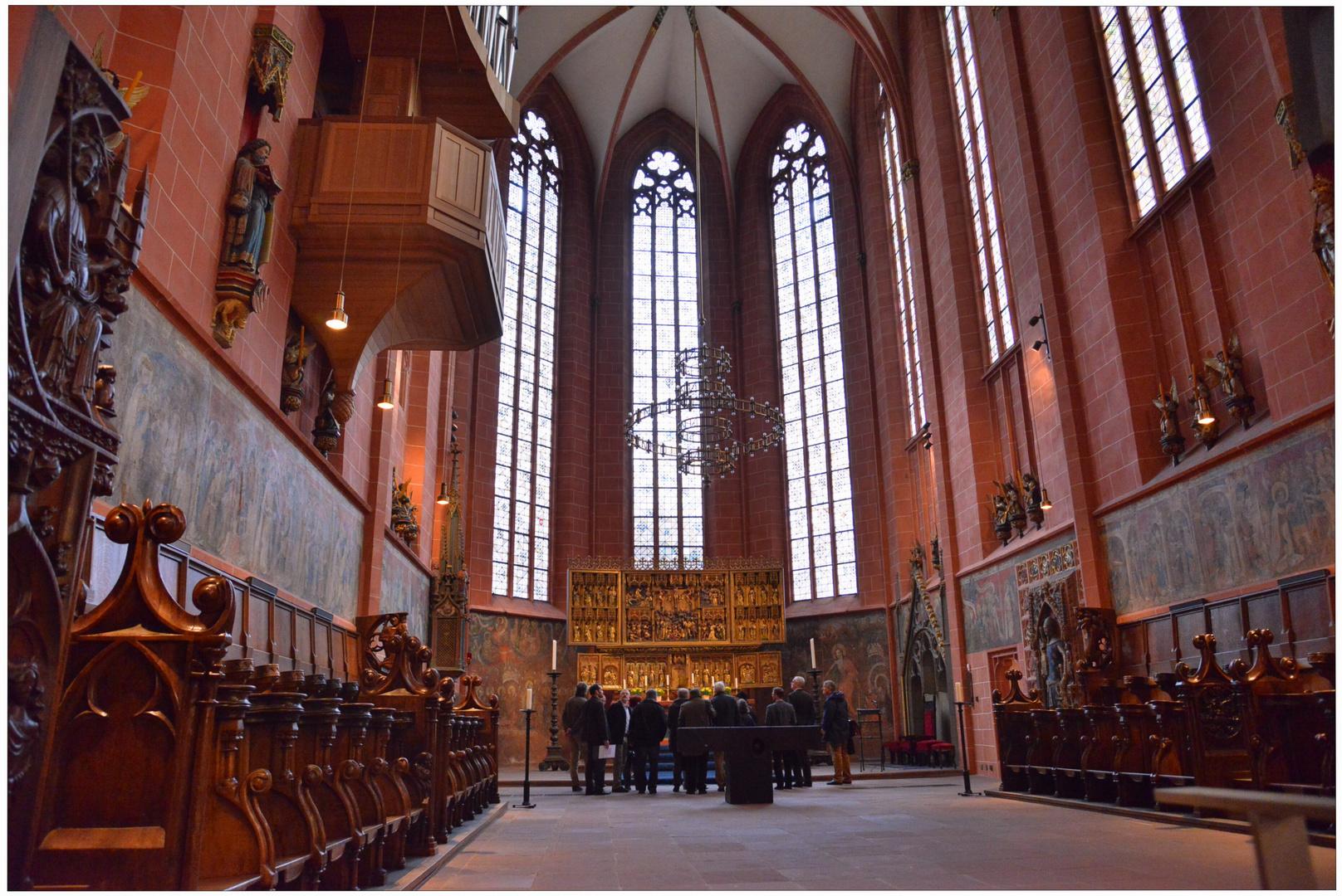 Frankfurt, Dom II (catedral II)