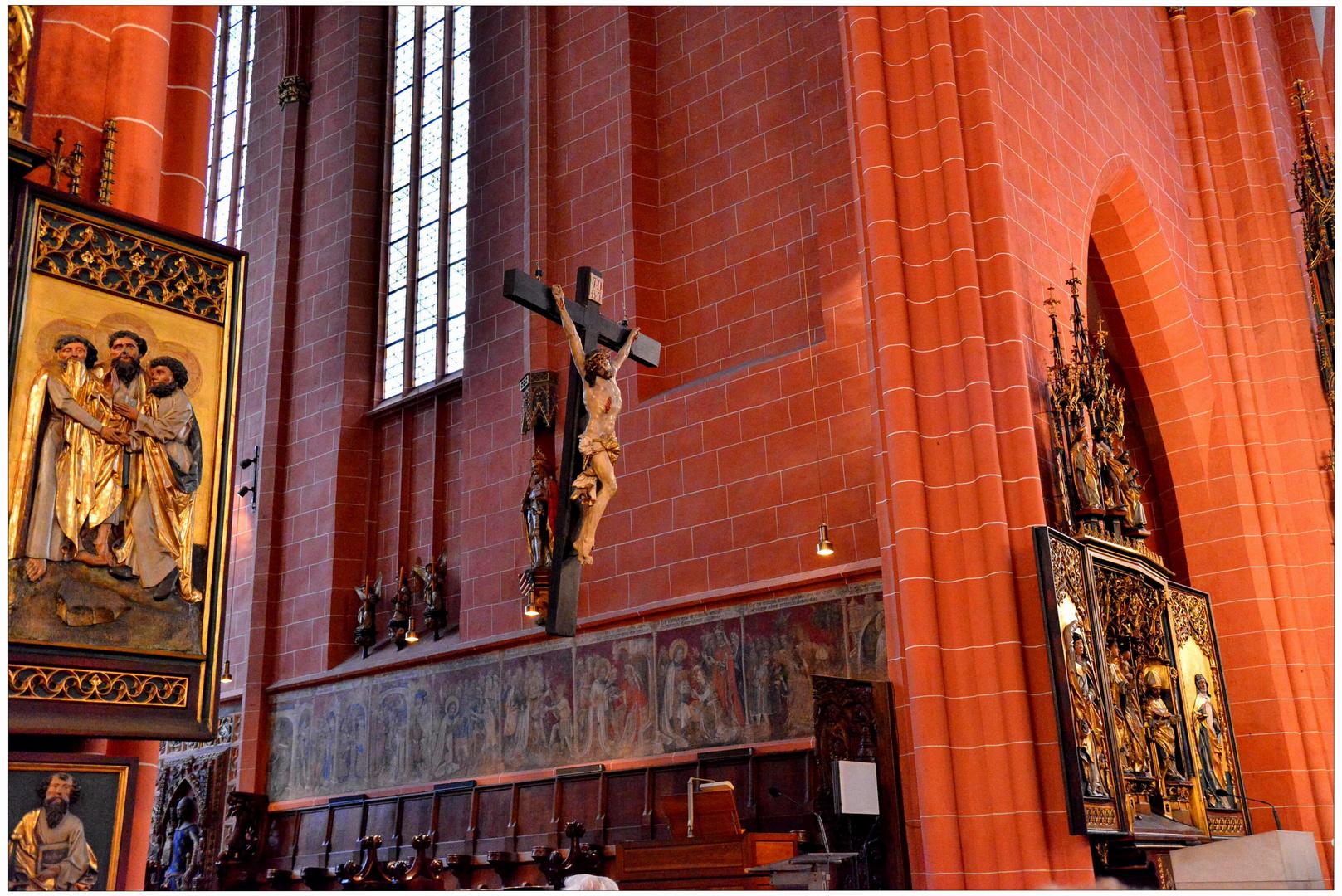 Frankfurt, Dom III (catedral III)