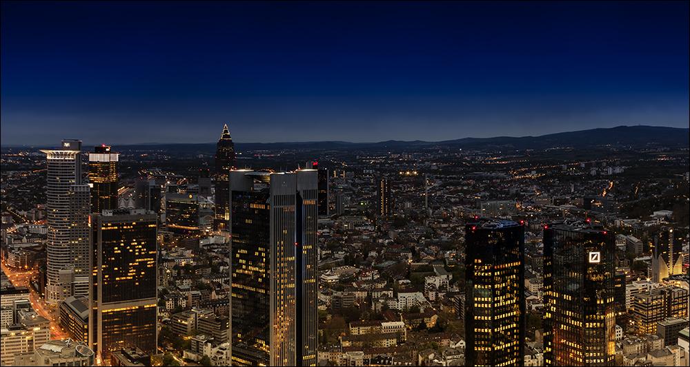 Frankfurt - Financial District