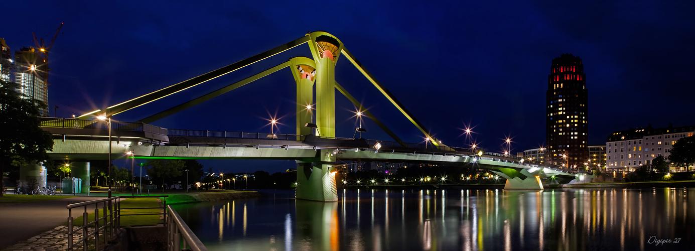 Frankfurt Flößerbrücke 1
