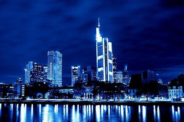 Frankfurt futuristisch