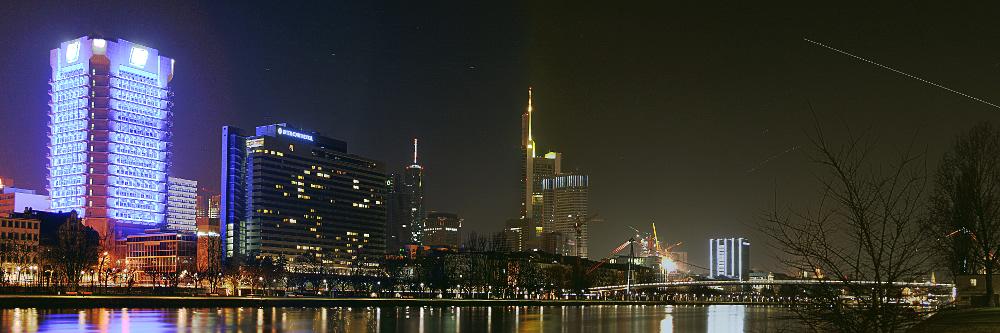 Frankfurt Hdr-Panorama