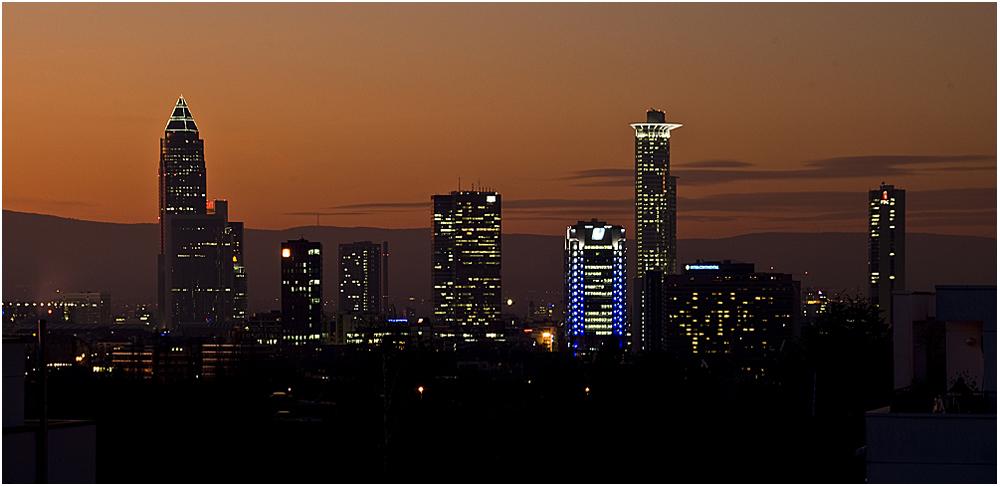 Frankfurt heute Abend