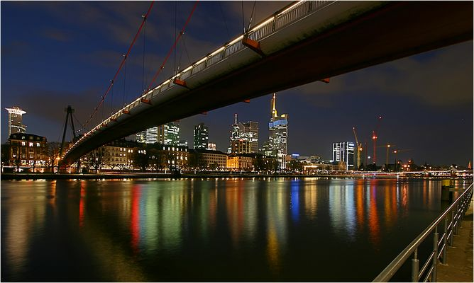 Frankfurt - Holbeinsteg