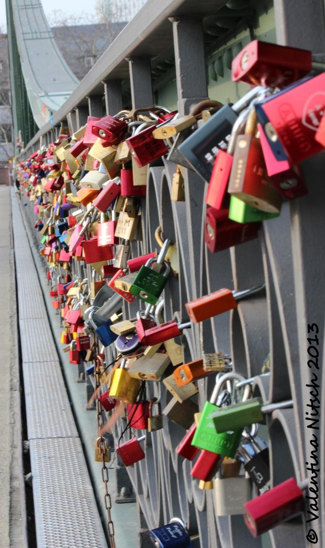 Frankfurt in LOVE