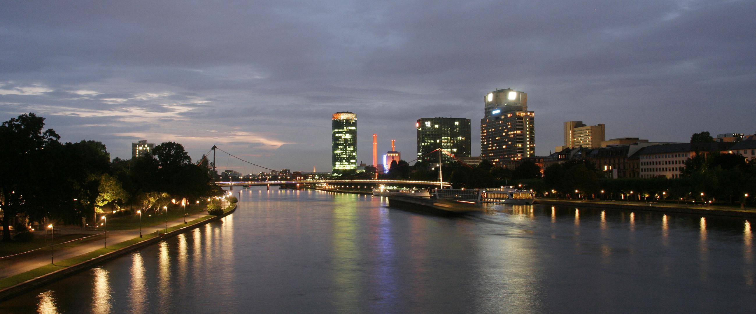 Frankfurt Innenstadt 3 Main
