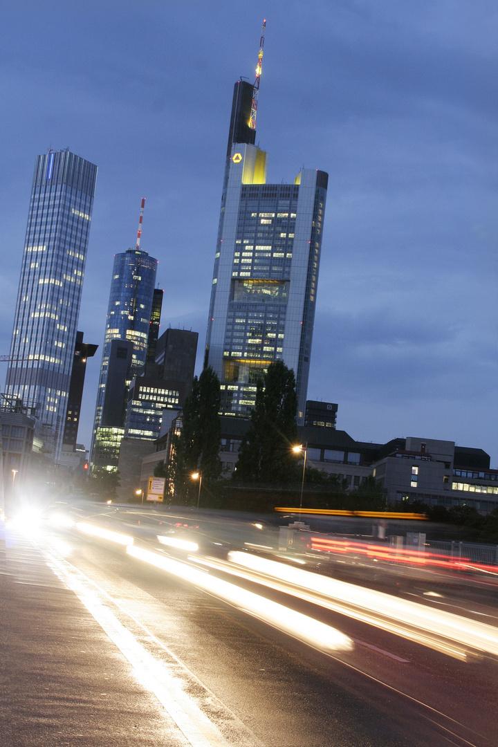 Frankfurt Innenstadt Gebäude