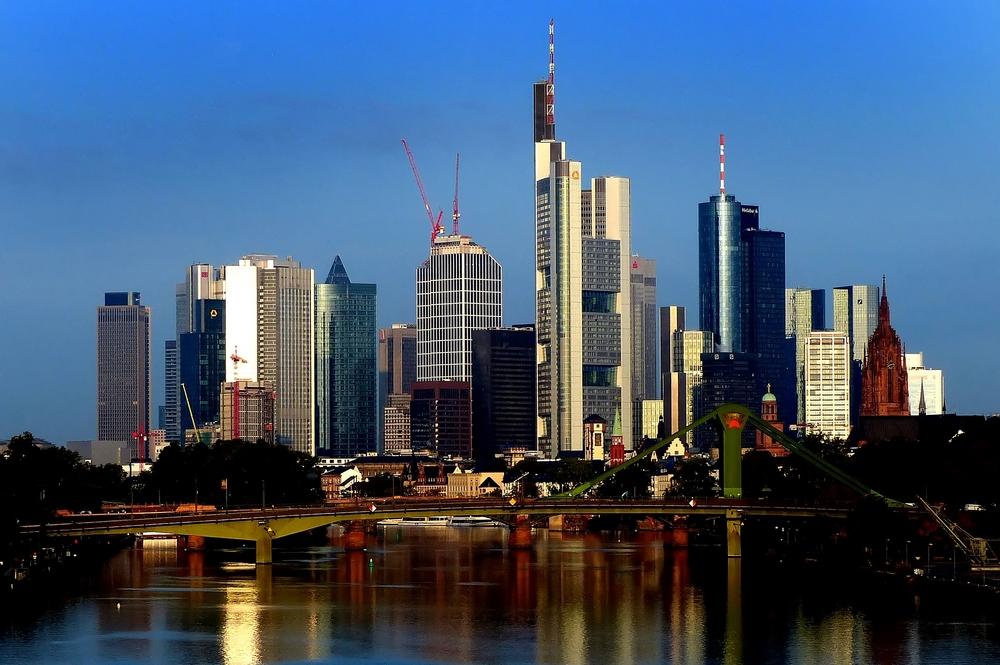 ...Frankfurt ist schön...