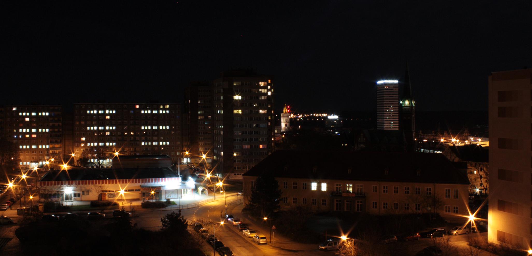 Frankfurt kurz vor 10