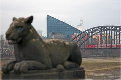 Frankfurt Lion im Osten