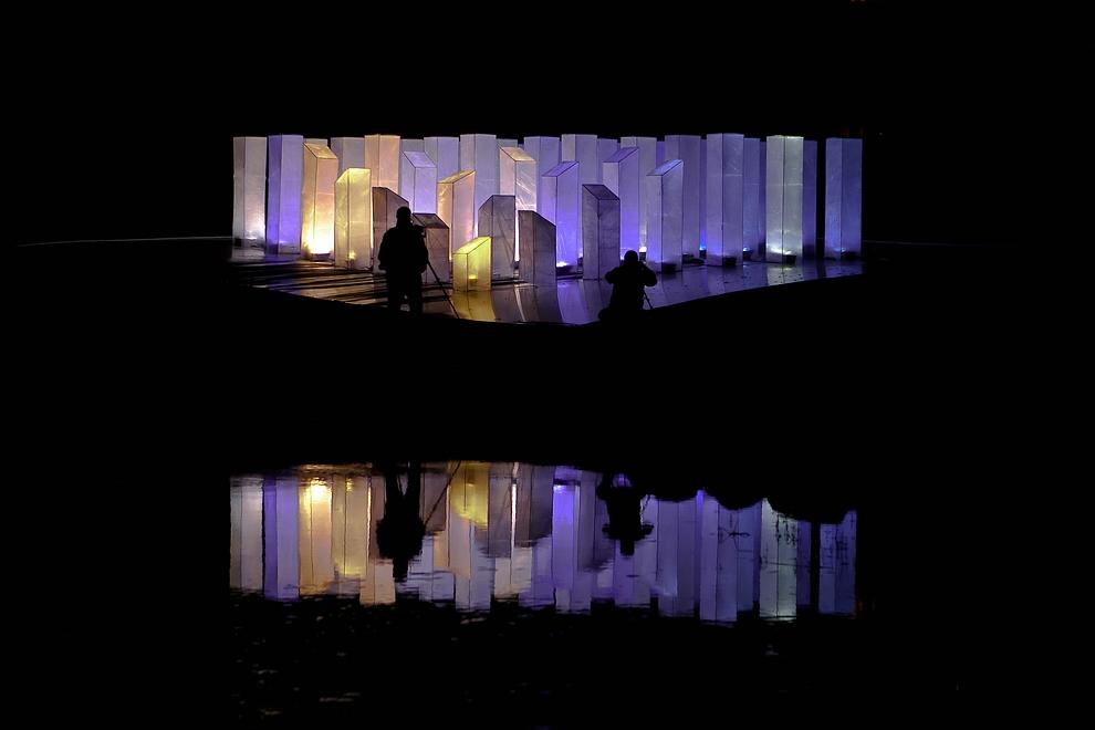 Frankfurt - Luminale