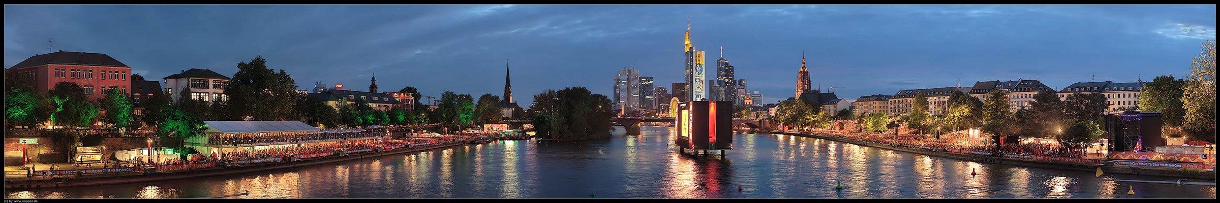 Frankfurt - Mainufer V