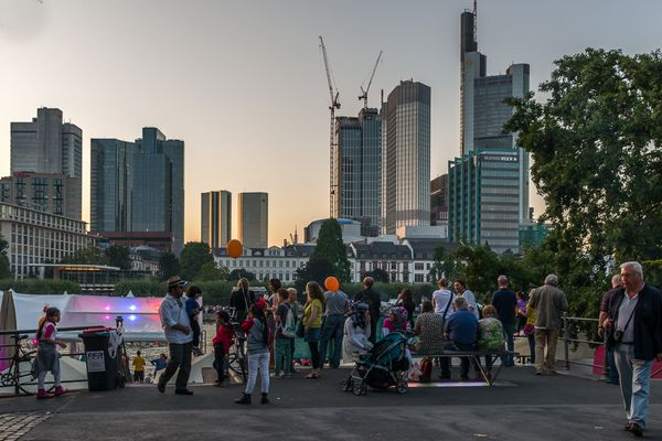 Frankfurt - Museumsuferfest 2013