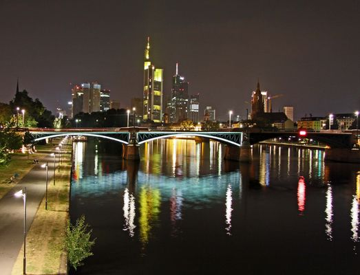Frankfurt Nachts