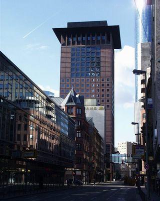 Frankfurt Neue Mainzer Str. EZB/Japancenter