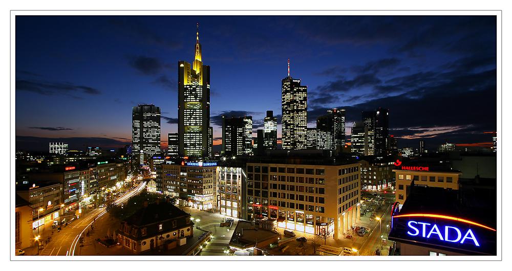 Frankfurt @ Night XVI