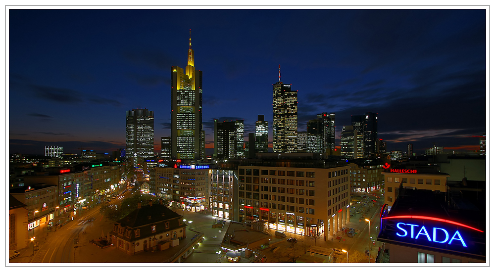 Frankfurt @ Night XVII
