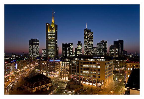 Frankfurt @ Night XXIV