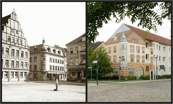 Frankfurt (Oder) - damals und heute