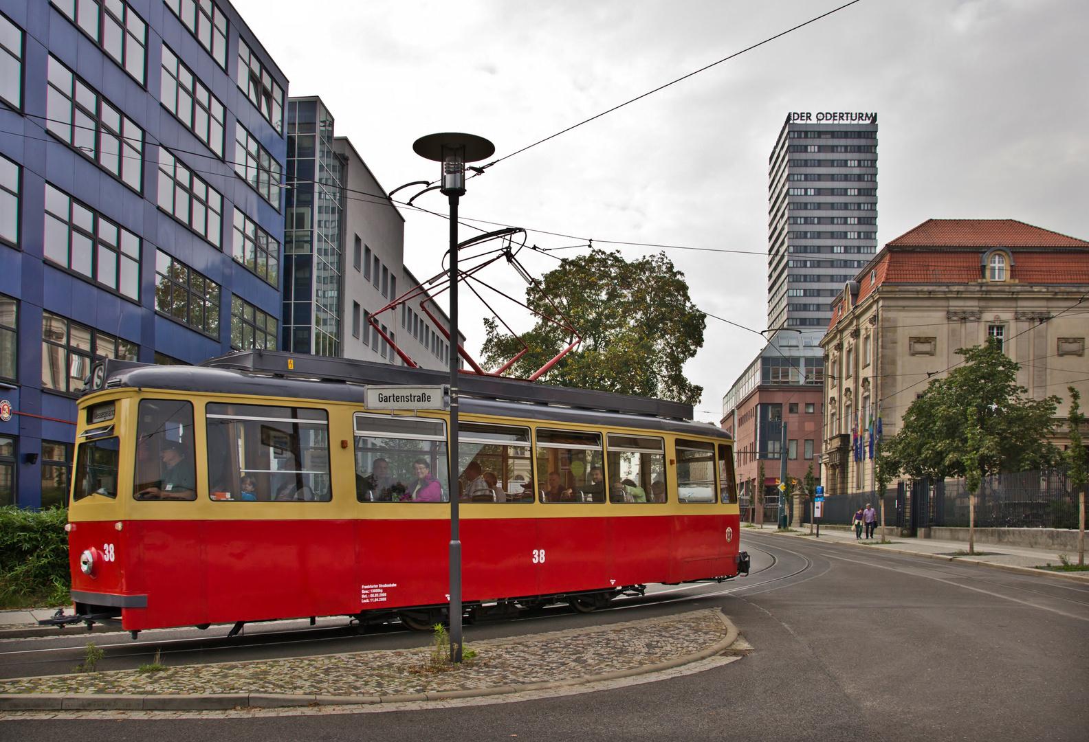 Frankfurt (Oder) Gartenstraße...