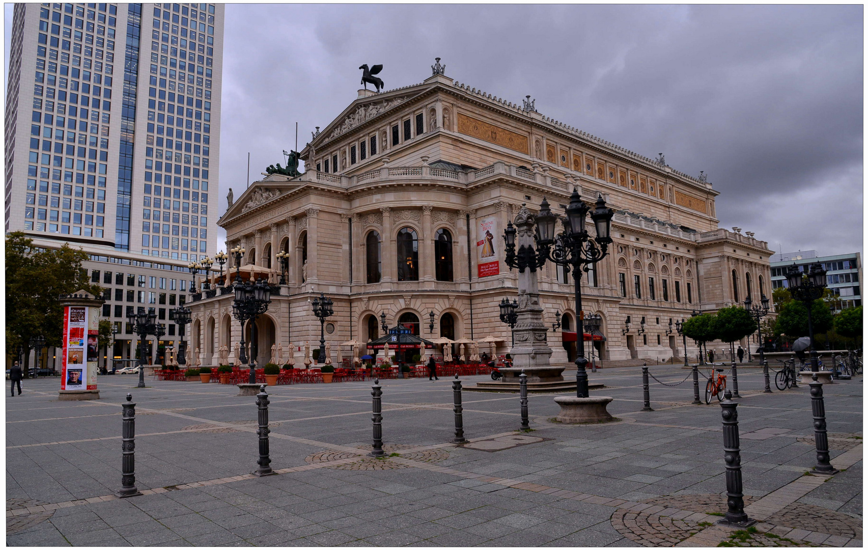 Frankfurt, ópera