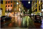 Frankfurt, por la noche (nachts)